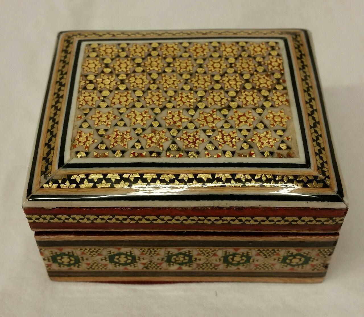 Khatam Jewelry Box code 13